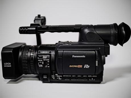 Panasonic HVX200 Kamera