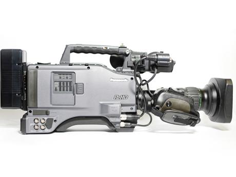Panasonic AG-HPX500 Reportage EB Kamera