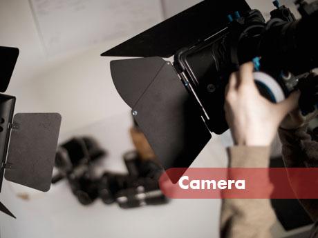 Eine schöne Kameraführung ist das Fundament jeder Produktion!